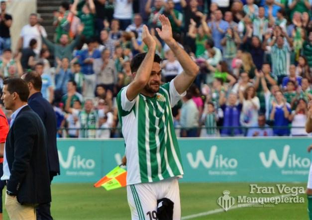 Molina en el cambio (Betis-Getafe 15/16)