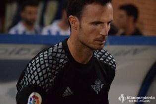 Recreativo 0-0 Real Betis (Colombino). Foto: Rafa Toro