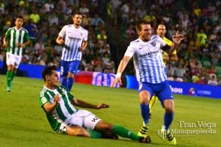 Alex Alegría (Betis-Málaga 16/17)