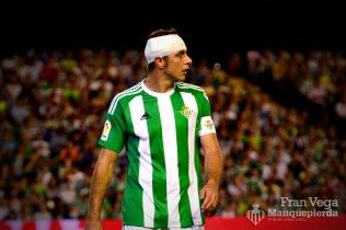 Joaquín el capitán (Betis-Málaga 16/17)