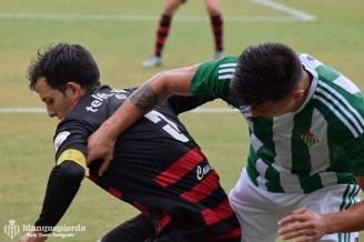 Betis B 1-3 Gerena. Foto: Rafa Toro
