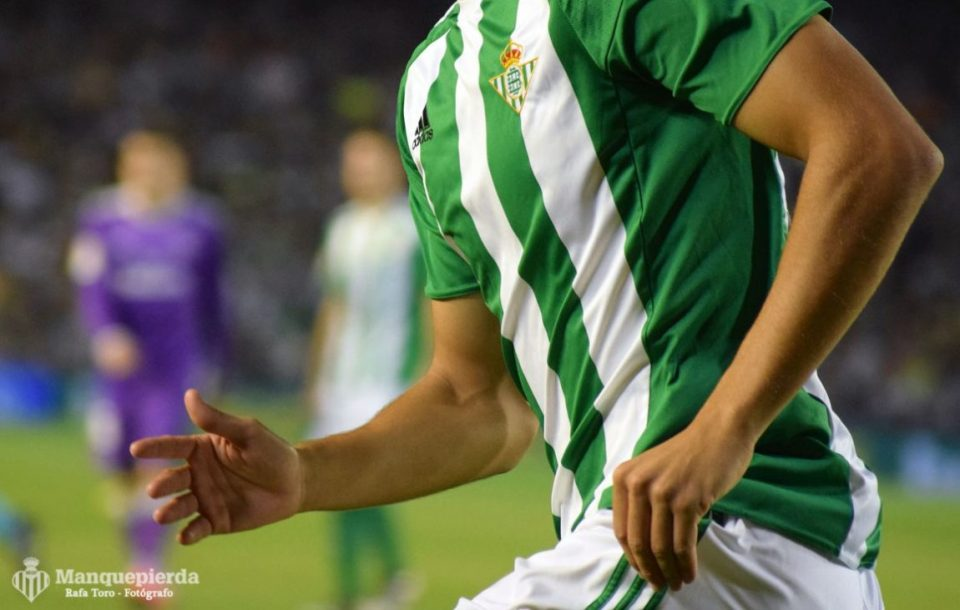 Real Betis 1-6 Real Madrid. Foto: Rafa Toro