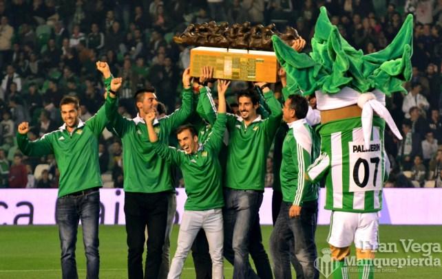 Copa remo (Betis-Las Palmas 16/17)