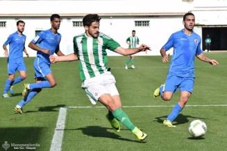 Betis B 1-0 San Roque. Foto: Rafa Toro