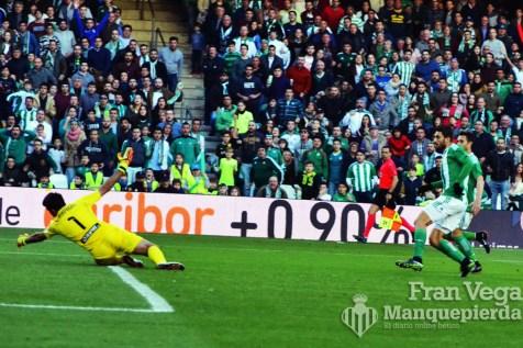 Gol de Piccini (Betis-Leganes 16/17)