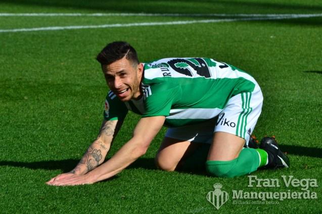 Ruben se lamenta (Betis-Barca 16/17)