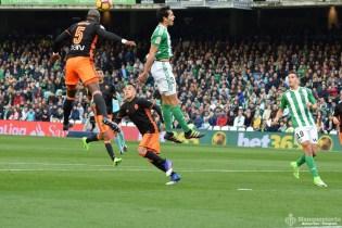 Real Betis 0-0 Valencia. Foto: Rafa Toro