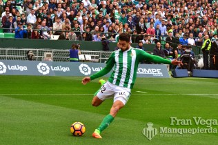 Piccini (Betis-Sevilla 16/17)