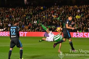 Golazo de Mandi (Betis-R.Sociedad 16/17)