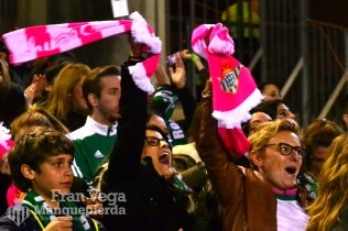 celebracion beticas segundo gol (Betis-R.Sociedad 16/17)