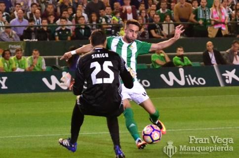 Rafa Navarro (Betis-Osasuna 16/17)