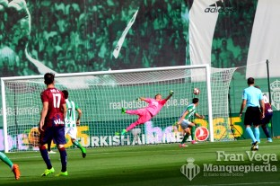 Gol de Jonas (Betis-Eibar 16/17)
