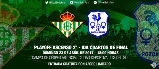 Real Betis Féminas B-CD Pozoalbense Femenino