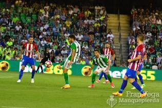 Ocasion de gol Cejudo (Betis-Atletico 16/17)