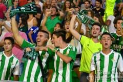 Aficion celebrando el 2-1 (Betis-Celta 17/18)