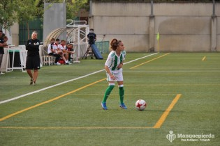 Real Betis Féminas 1-2 Rayo Vallecano. Imagen: Pepe Rodríguez