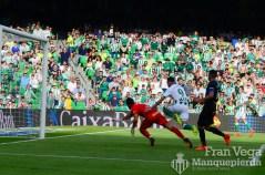 Gol en propia puerta(Betis-Alaves 17-18)