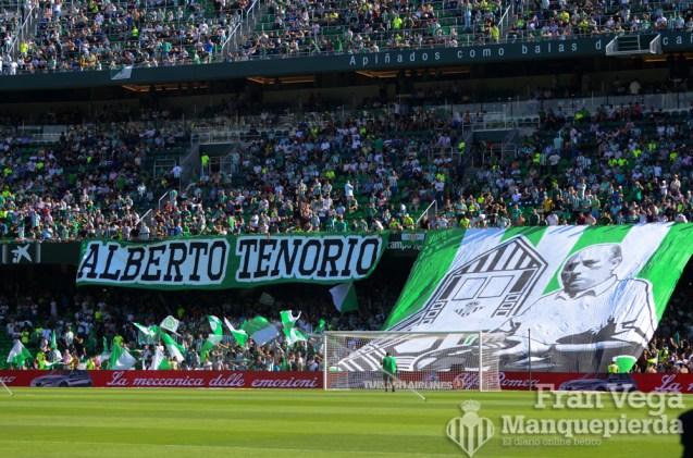 Homenaje a Alberto Tenorio(Betis-Alaves 17-18)