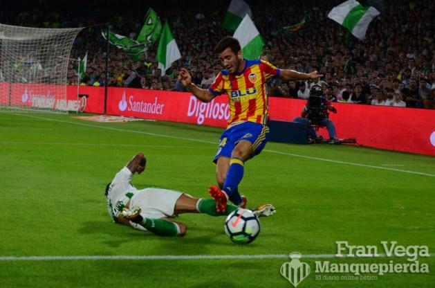 Entrada de Sergio(Betis-Valencia 17-18)