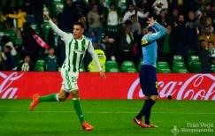 Tello y su gol (Betis-girona 17/18)