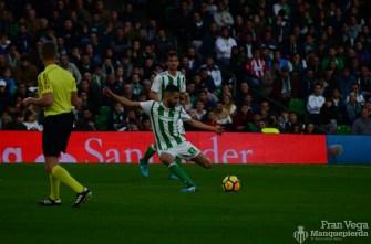 Lo intenta el Betis(Betis-Atletico 17-18)