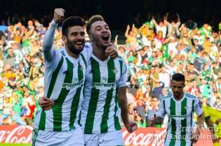 Golazo de Loren (Betis-Villarreal 17-18)