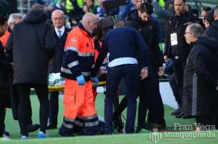 Feddal se rompe (Betis-Villarreal 17-18)