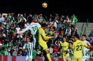 Corner que disputa Barragan (Betis-Villarreal 17-18)