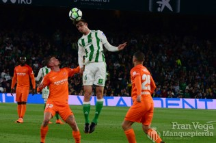 Fabian vuela alto (Betis-Malaga 17-18)