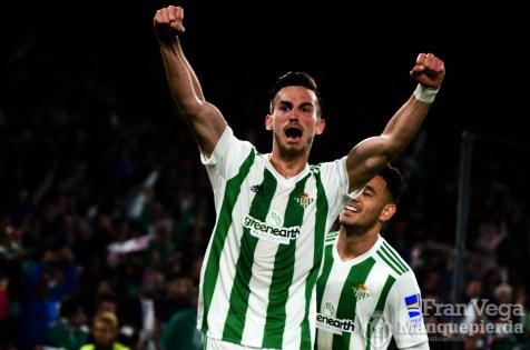 Gooool de Fabian (Betis-Malaga 17-18)