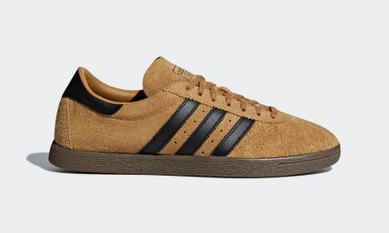 Adidas Originals Tobacco – Mustard Brown (messa) / Core Black
