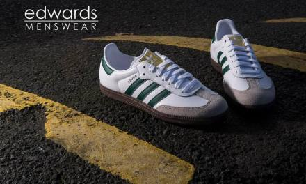outlet store 2fdb1 5fe21 adidas Samba OG – White   Green   Gum – Save 10% and Free Delivery