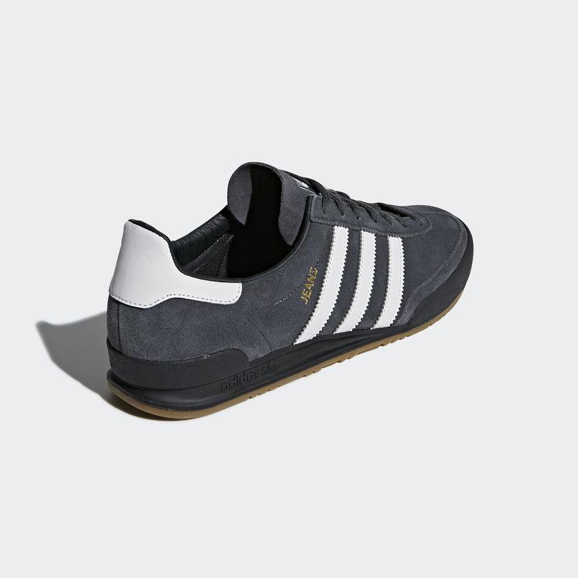 adidas jeans carbon grey