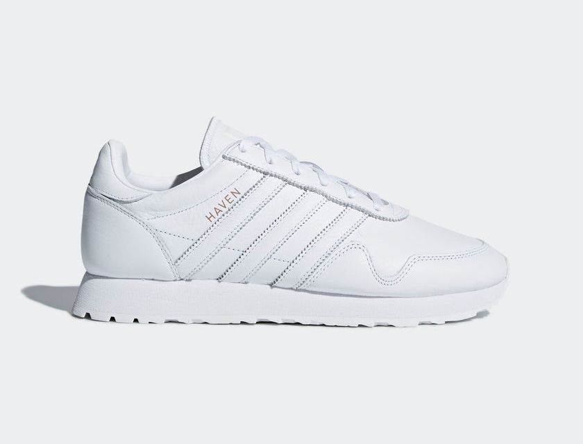 adidas Originals Haven – White Leather CQ3037