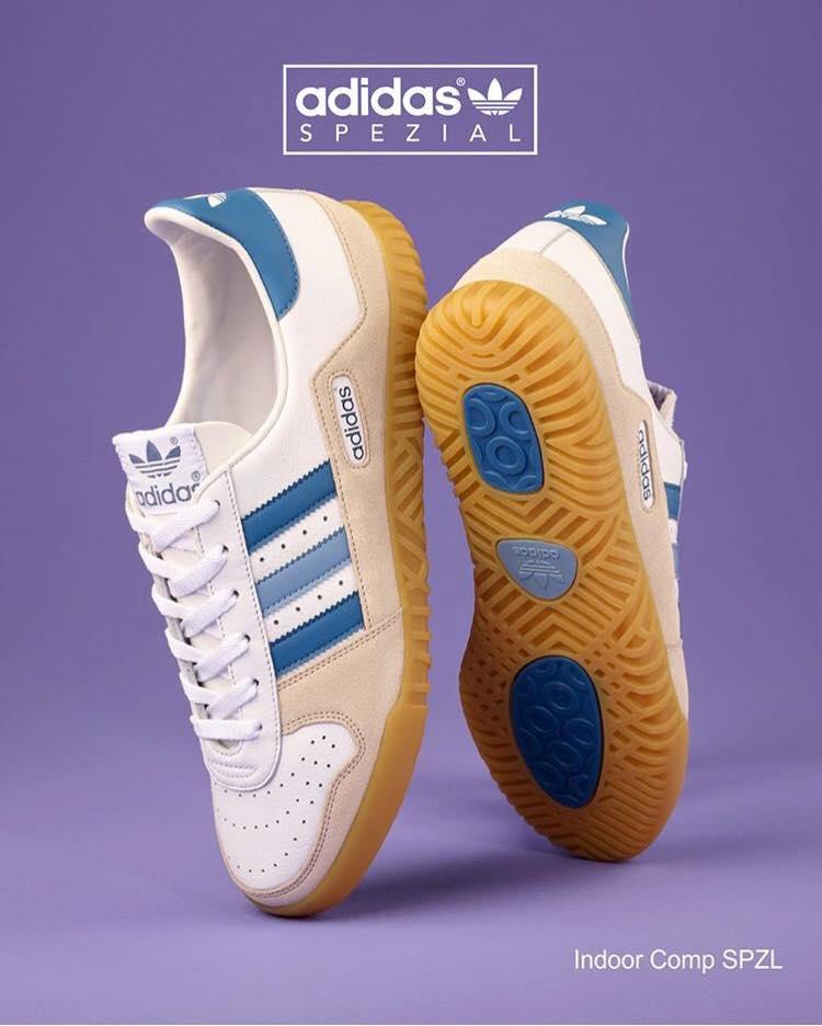 Adidas Indoor Comp SPZL - Release info | Man Savings