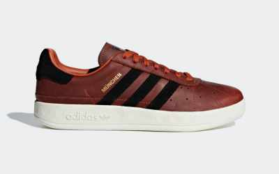 adidas Munchen  – An icon returns for 2018