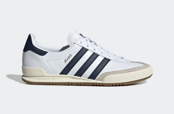Adidas Jeans Shoes | Ftwr White (BD7683)