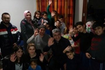 Kamptaki Mülteciler Unutulmadı…