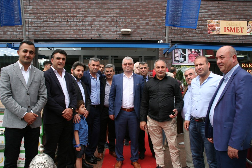 Sultan Food Center Utrecht'te açıldı