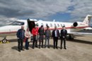 Hollanda'da tedavisine son verilen Salih Kör, ambulans uçakla Türkiye'ye gönderildi