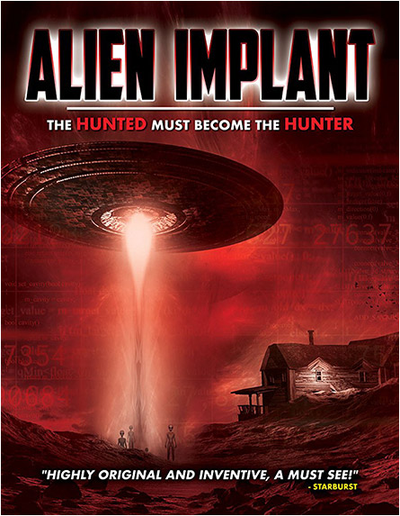 Alien Implant: The Hunted Must Become The Hunted