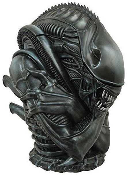 Alien cookie jar