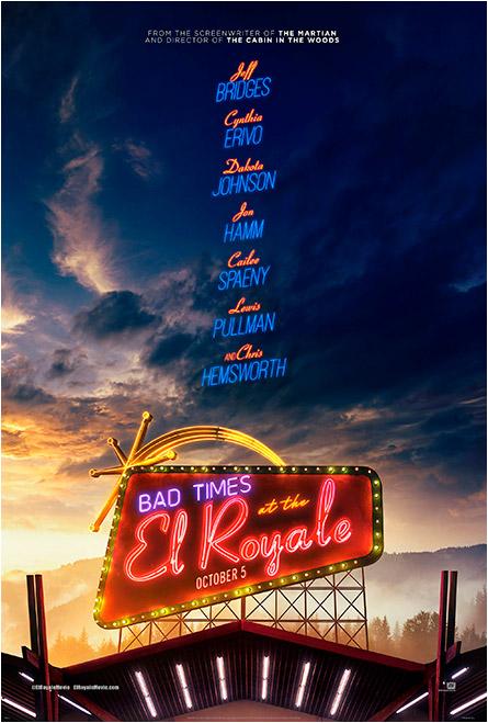 Bad Times At The El Royale