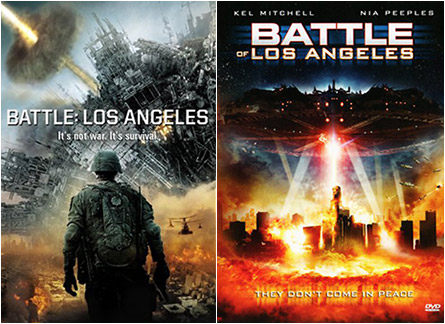 Battle: Los Angeles / Battle of Los Angeles