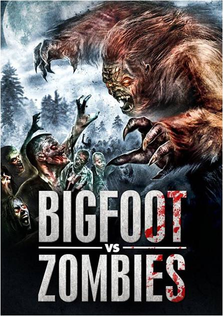Bigfoot vs. Zombies