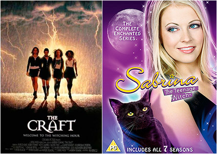 The Craft / Sabrina The Teenage Witch