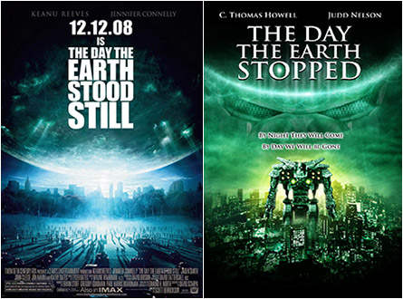 The Day The Earth Stood Still / The Day The Earth Stopped