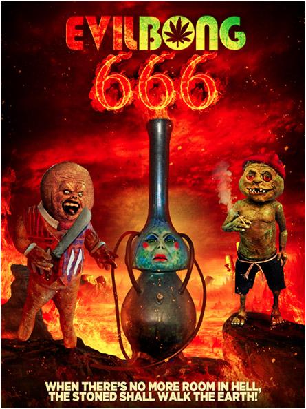 Evil Bong: 666