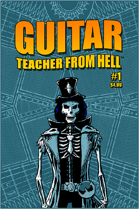 Guitar Teacher From Hell