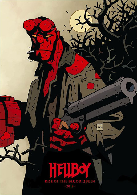 Hellboy: Rose of the Blood Queen